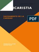 La eucaristía en el Nuevo Testamento (1)