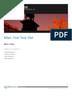 Milan_ First Time Visit