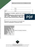 CEI 31-56 Guida atmosfere esplosive.pdf
