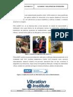 Vibraciones informe modelo