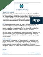 23-The-Speech-Body