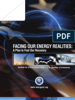 Facing Our Energy Realities - Institute for 21st Century Energy and US Chamber of Commerce