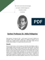 SENHOR PROFESSOR DR. HÉLIO PELLEGRINO