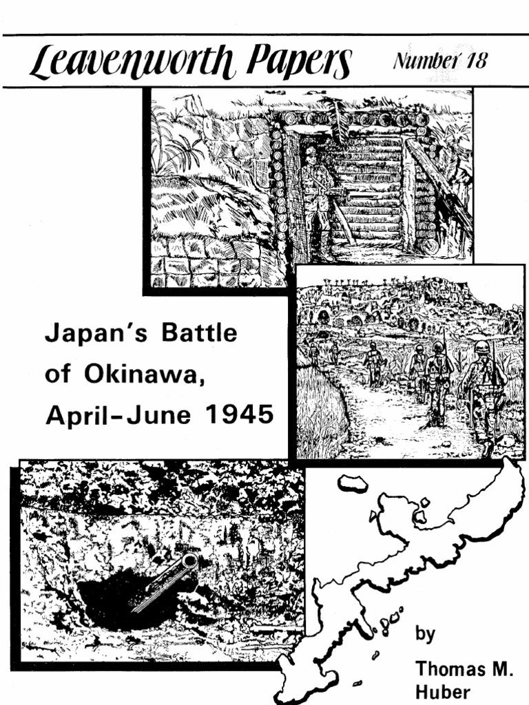 the battle of okinawa analysis