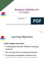 SAMPLING & SAMPLING DISTRIBUTION EDITED ch07.pptx