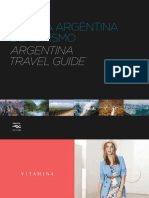 La guía argentina de turismo argentina travel guide