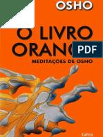 O LIVRO ORANGE - Osho A5