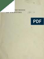 Modern methods of printing
