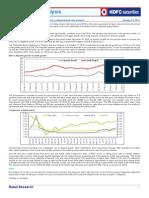 A study of debt MF in rising int rate scenario 14Jan11