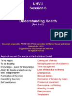 Ind 6 - Health Part 1 of 2.ppt