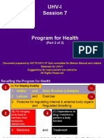 Ind 7 - Health Part 2 of 2
