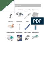 75 - Le matériel médical (2).doc