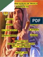 BIOGRAFÍA - ABRAHAM EL PATRIARCA - TEOLOGÍA