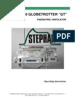 Stephan F-120 Globetrotter Paediatric Ventilator - User manual.pdf