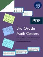 3rd Grade Math Centers.pdf
