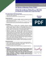 RBI-Policy-Jan-25-2011