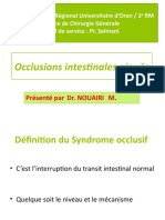 Syndrome occlusif