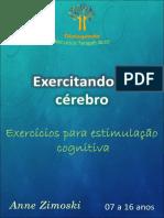 Amostra Exercícios para estimulação cognitiva 2