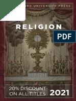 Stanford University Press   Religion 2021
