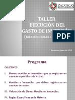 Taller 3 Ejecucion_Gasto_Inversion (Bienes Muebles e Inmuebles).pptx