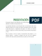 Plan de negocios Pasteleria
