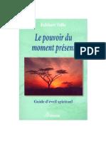 Tolle, Ekhart - Le pouvoir du moment présent.pdf