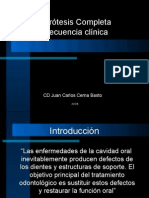 Prótesis Total Clinica