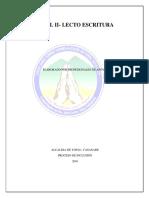 cartilla nivel II español.pdf