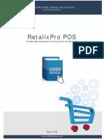 Retalix POS Manual