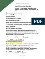 Unidad 9 Empréstitos- Ejemplos prácticos