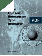 The Riso-Hudson Enneagram Type Indicator v. 2.5