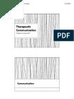 Medline Psych Nursing 2011 01 13- TherapeuticCommunication