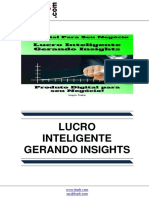 Lucro Inteligente Gerando Insights