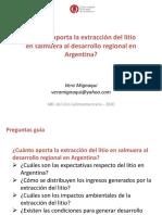 ABC Litio 1 -  Panel2 Mignaqui