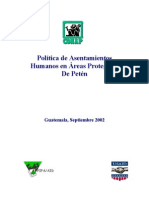 Politica Asentamientos Humanos Final
