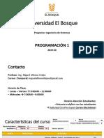 P1 - Introducción Repaso FDP