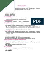 Tema 2-La Cuenca