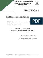 Práctica # 1. Rectif. Monof. DISPOSITIVOS ELECTRONICOS  MEIF.docx