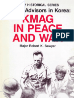 Military Advisors in Korea KMAG in Peace and War