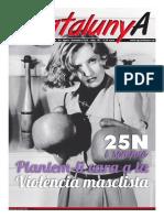 REVISTA CATALUNYA Nº187 (NOVEMBRE 2016)