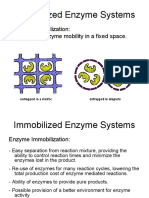 Lecture Notes-Enzyme-immobilization of Enzyme