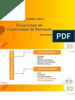 10. Ecuación de continuidad y Ecuación de Bernoulli.pdf