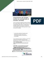 Liste des entreprises rachetées par Google de 2001 à 2020.pdf