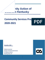 CASOKY Service Booklet