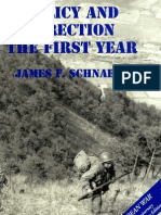 Policy and Direction the First Year