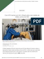 Com 676 mortes em 24 h, Brasil volta a ter média de óbitos acima de 500 - 17_11_2020 - UOL Notícias.pdf
