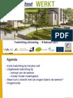 Werken Grote Markt Turnhout
