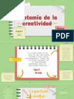 resumen del libro de anatomia de la creatividad capitulo 1 y 2