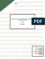 EL PSICÓLOGO EN LAS ÁREAS CLÍNICAS, EDUCATIVA Y ORGANIZACIONAL