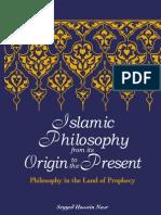 Islamska Filozofija Sejjid Husein Nasr